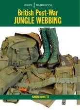 British Post-War Jungle Webbing