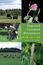 Improved Grassland Management