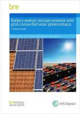 Battery Energy Storage Systems with Grid-connected Solar Photovoltaics