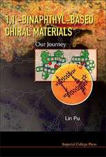 1,1'-Binaphthyl-Based Chiral Materials
