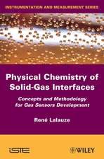 Physico–Chemistry of Solid–Gas Interfaces: Concepts and Methodology for Gas Sensor Development