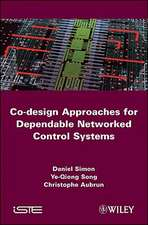 Co–design Approaches to Dependable Networked Control Systems