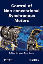 Control of Non–conventional Synchronous Motors