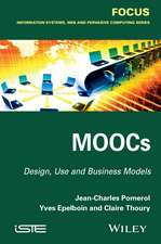 MOOCs: Design, Use and Business Models