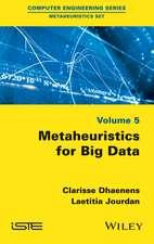 Metaheuristics for Big Data