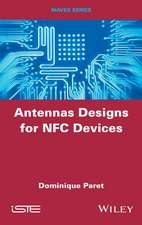 Antenna Designs for NFC Devices