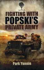 Fighting with Popskis Private Army:  The Battle of the Aisne, 1918