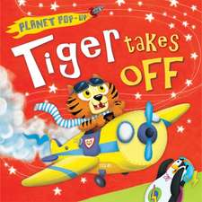 Tiger Takes off