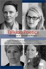 Talking Poetics