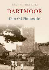 Dartmoor In Old Postcards Through Time