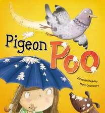 Pigeon Poo