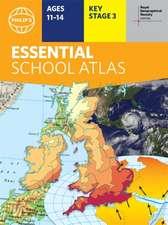 Philip's RGS Essential School Atlas