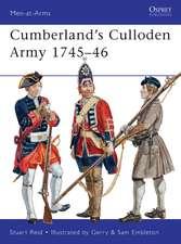 Cumberland's Culloden Army 1745–46