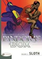 Pandora's Box Vol.2: Sloth