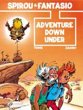 Spirou Vol.1: Adventure Down Under