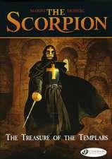 Scorpion, The Vol.4: The Treasure Of The Templars