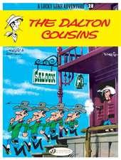 Lucky Luke Vol.28: The Dalton Cousins