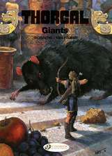 Thorgal Vol. 14: Giants
