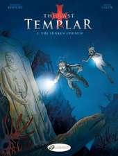 Last Templar Vol.3, The: The Sunken Church