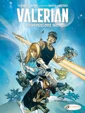 Valerian And Laureline: Shingouzlooz Inc.