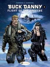 Buck Danny Vol. 9: Flight Of The Spectre