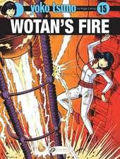 Yoko Tsuno Vol. 15: Wotan's Fire