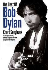 The Best of Bob Dylan-Chord Songbook