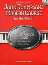 John Thompson's Modern Course for the Piano 3 & CD