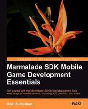 Learning Mobile Game Development with Marmalade
