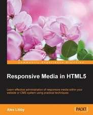 Responsive Media in Html5:  Beginner's Guide