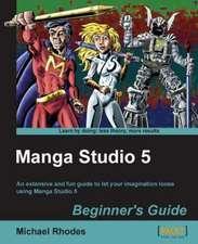 Manga Studio 5 Beginner's Guide