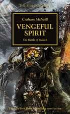 Vengeful Spirit:  A Tale of Malus Darkblade