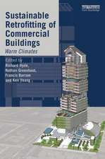 Sustainable Retrofitting of Commercial Buildings: Warm Climates