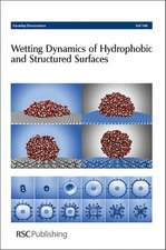 Wetting Dynamics and Surfaces:  Faraday Discussions No 146