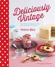 Deliciously Vintage: 60 beloved cakes and bakes that stand the test of time