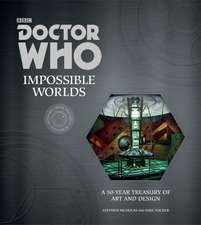 Nicholas, S: Doctor Who: Impossible Worlds
