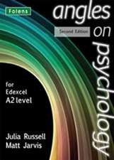 Angles on Psychology: A2 Student Book (2nd Edition) Edexcel