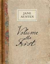 Austen, J: Volume the First