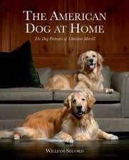 American Dog at Home