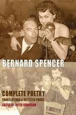 Bernard Spencer: Complete Poetry