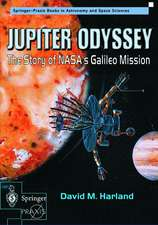 Jupiter Odyssey: The Story of NASA's Galileo Mission