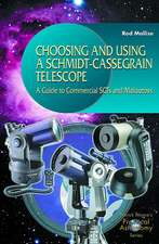 Choosing and Using a Schmidt-Cassegrain Telescope: A Guide to Commercial SCTs and Maksutovs