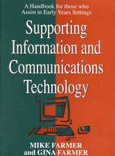 Supporting Information and Communications Technology