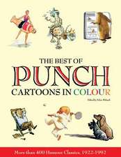 The Best of Punch Cartoons in Colour