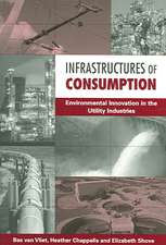 Infrastructures of Consumption
