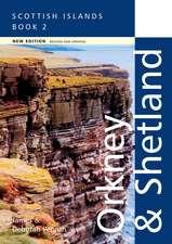 Penrith, J: Orkney and Shetland