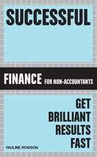 Successful Finance for Non-Accountants
