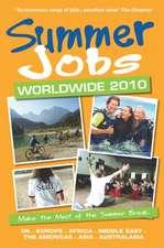 Summer Jobs Worldwide