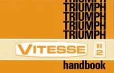Triumph Vitesse Mk. 2 Official Owners' Handbook