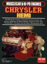 Chrysler Hemi:  Musclecar & Hi-Po Engines
